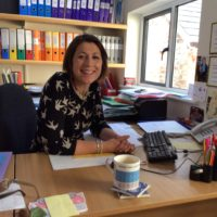 Mrs Anne Moir – Headteacher